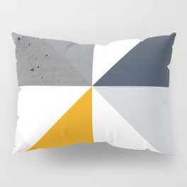 Modern Geometric 18/2 Pillow Sham