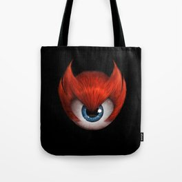 The Eye of Rampage Tote Bag