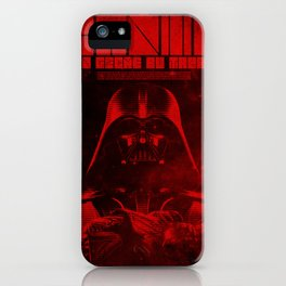 Dark Side iPhone Case