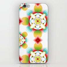Atomic Ornament iPhone & iPod Skin