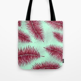 Palm Fronds 2 Tote Bag