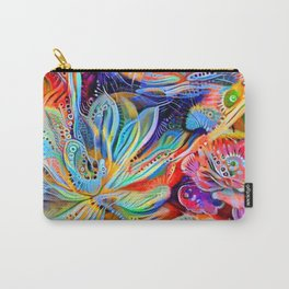 Escheveria Delight Carry-All Pouch