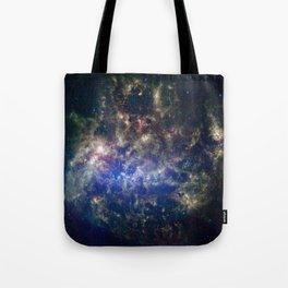Large Magellanic Cloud, infrared 2 Tote Bag