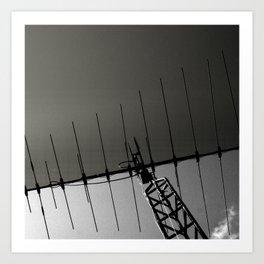 MINUTIAE / 03 Art Print