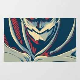 Armored Titan - Warrior Rug