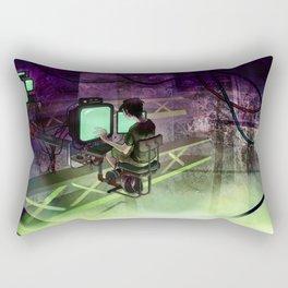 Technician Rectangular Pillow