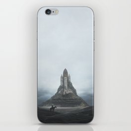 White Castle ( New Edition ) iPhone Skin