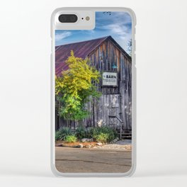 Pottery Barn Clear iPhone Case