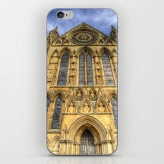 York Minster Cathedral iPhone & iPod Skin