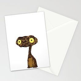 Grumpy E.T. Stationery Cards