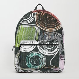 The painter's stuff Backpack