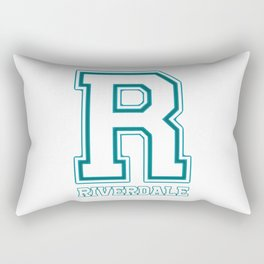 Riverdale R Rectangular Pillow