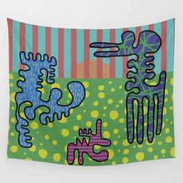 Happy Family Wall Tapestry