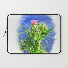 Scottish Thistle Laptop Sleeve
