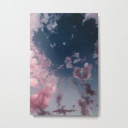 Do you ever feel lonely? Metal Print