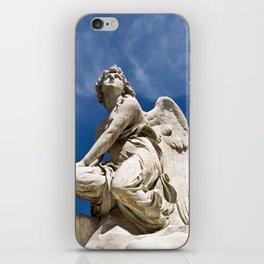 WHITE ANGEL - Sicily - Italy iPhone Skin