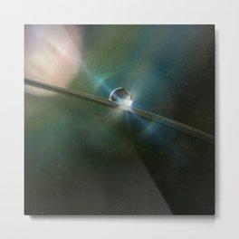 Sun Moon Metal Print