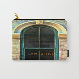 Law Office Carry-All Pouch