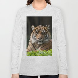 Look into my eyes by Teresa Thompson Long Sleeve T-shirt