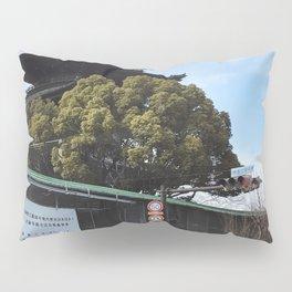 Kyoto Street Pillow Sham