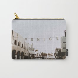 venice / los angeles, california Carry-All Pouch