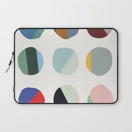 Splitting Atoms Laptop Sleeve
