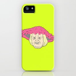 Momma Baskets iPhone Case