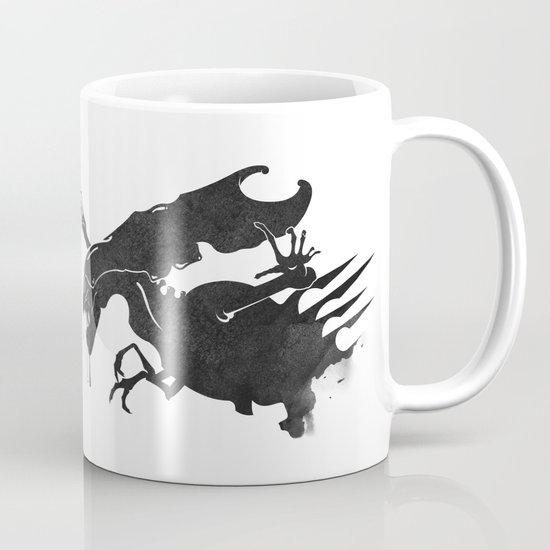 The Queen Alien Mug