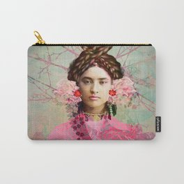 Portrait in Pastell Carry-All Pouch