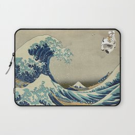 The Great Wave Off Katara Laptop Sleeve