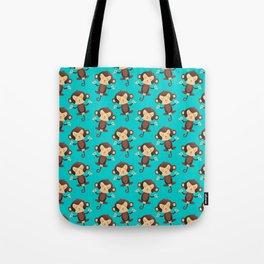 ChimpanZEN Tote Bag