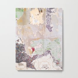 274. Anthropologie, New York Metal Print