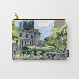 Bryant Park Carry-All Pouch