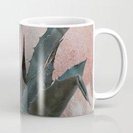 Pink Blue Cactus Coffee Mug