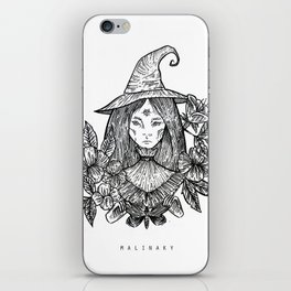Sign of the witch iPhone Skin