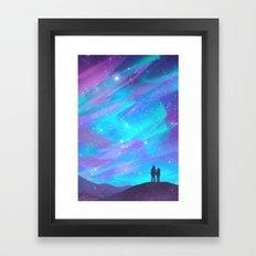 Bright as Day Framed Art Print
