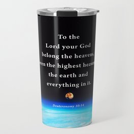 The Highest Heavens Travel Mug