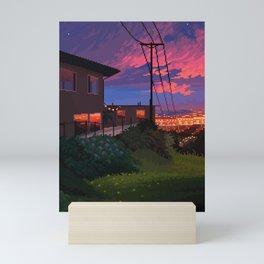Calm Overlook Mini Art Print