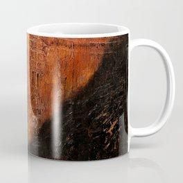 Sandias (Rust Abstract) Coffee Mug