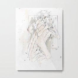 Molly Metal Print