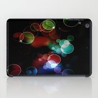 the lights iPad Cases featuring Lights by Digital-Art