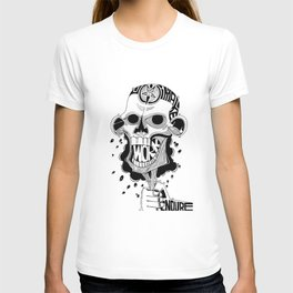rattle on a stick T-shirt