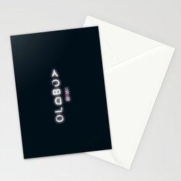 Title Screen - Oldboy 올드보이 Stationery Cards