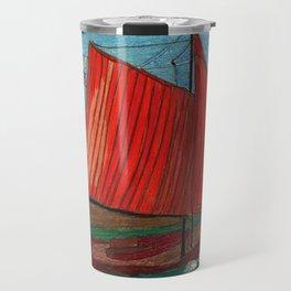 Red Sails Travel Mug