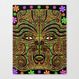 Tribes Canvas Print