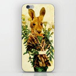 Australian Icon: The Kangaroo iPhone Skin
