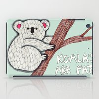 koala iPad Cases featuring Koala by Olga M.