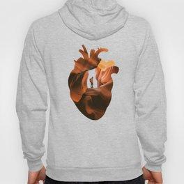 Heart Explorer Hoody