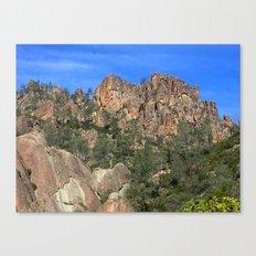 Pinnacles National Park Canvas Print