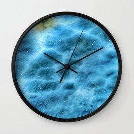 Larimar Wall Clock